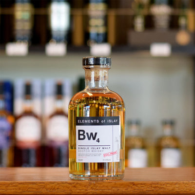 Bw4 - Elements of Islay 51.6% 500ml