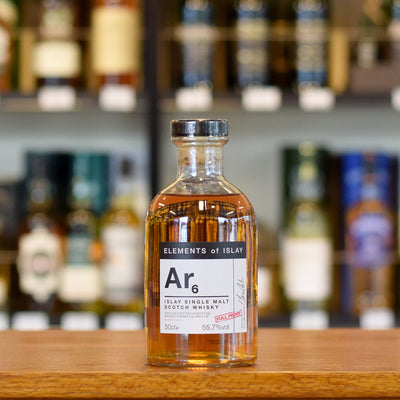 Ar6 - Elements of Islay 55.7% 500ml