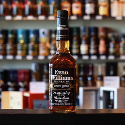 Evan Williams Black Label 43%