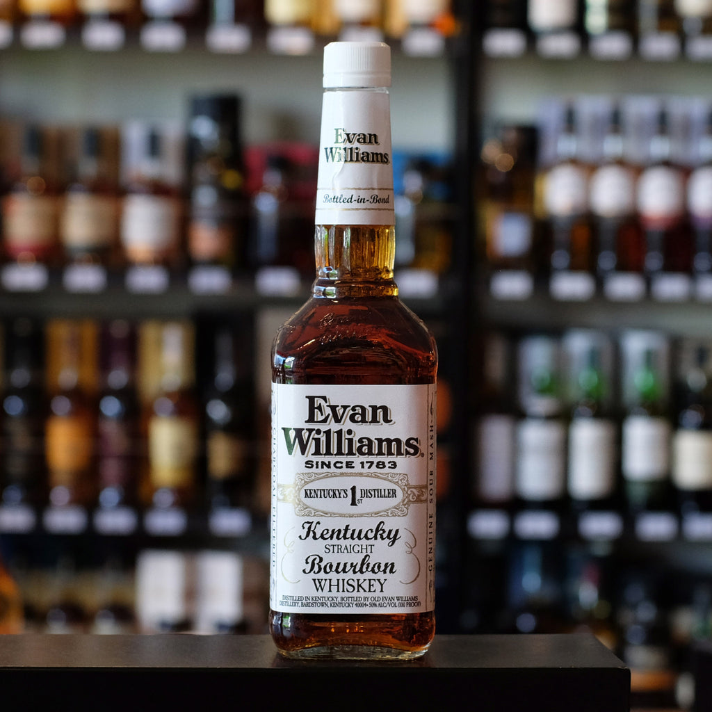 Evan Williams White Label 50%