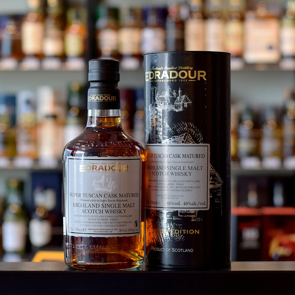 Edradour 'Fairy Flag' 15 years old 46%