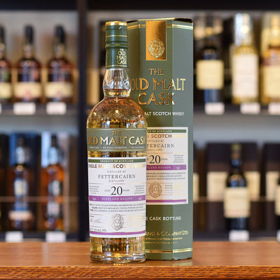 Fettercairn 'Old Malt Cask' 1997 / 20 years old 50%