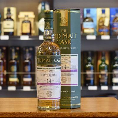Fettercairn 'Old Malt Cask' 2004 / 14 years old 50%