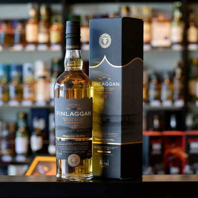 Finlaggan 'Cask Strength' 58%