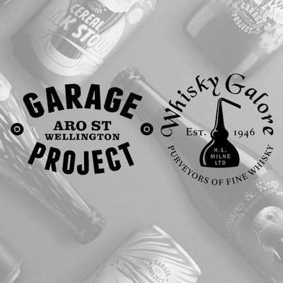 TASTING: Whisky and Beer with Garage Project (GUILD)