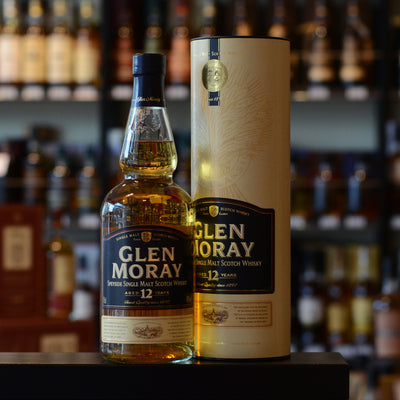 Glen Moray 12 years old 40%