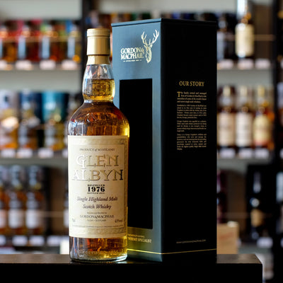 Glen Albyn 'Gordon and MacPhail' 1976 / 2012 43%