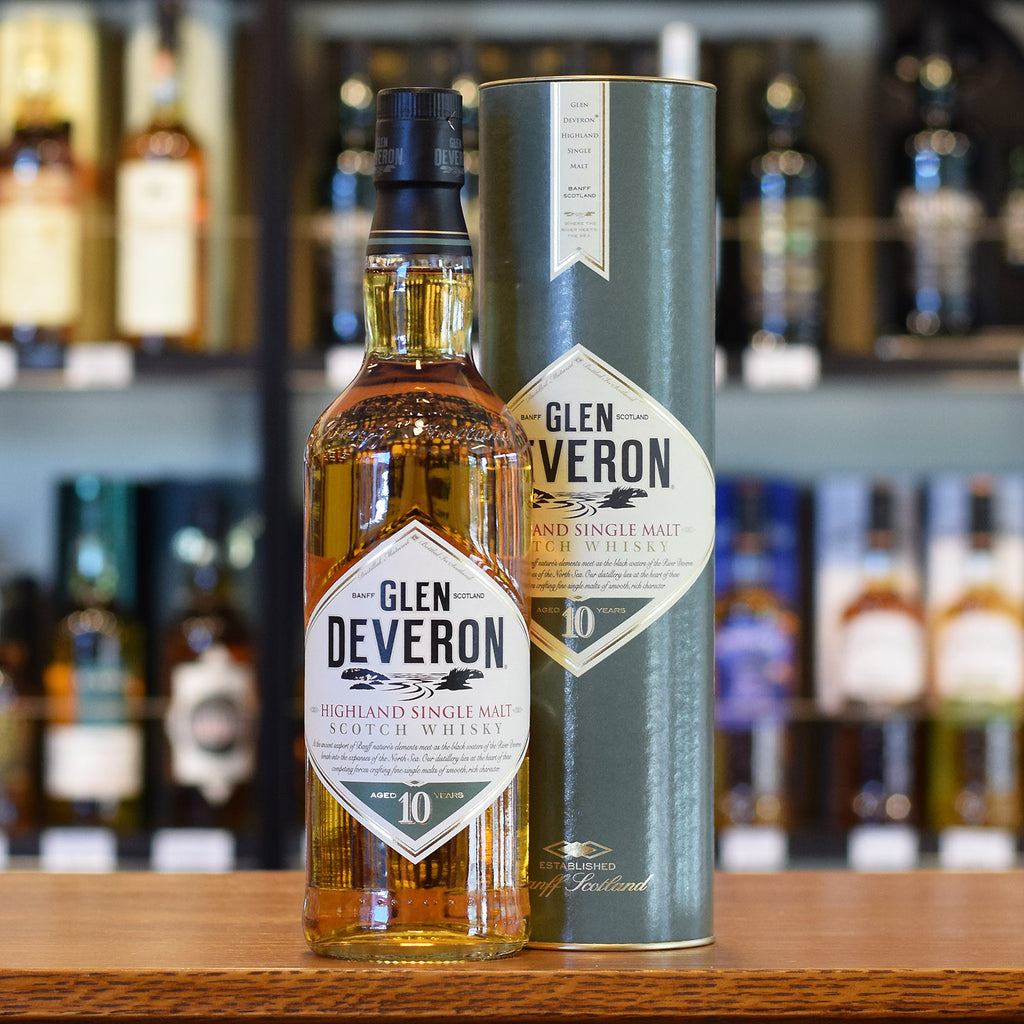 Glen Deveron 10 years old 40%