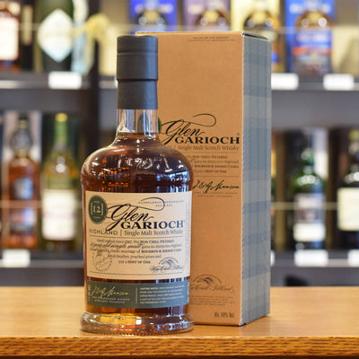 Glen Garioch 12 years old 48%