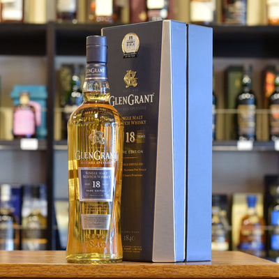Glen Grant 18 years old 43%