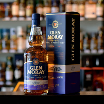 Glen Moray 'Classic' Port Cask Finish 40%