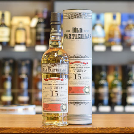 Glen Moray 'Old Particular' 2008 / 15 years old 48.4%