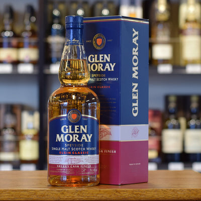 Glen Moray 'Sherry Cask Finish' 40%