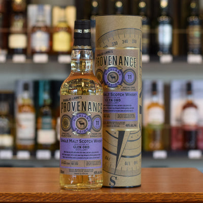 Glen Ord 'Provenance' 2004 / 11 years old 46%