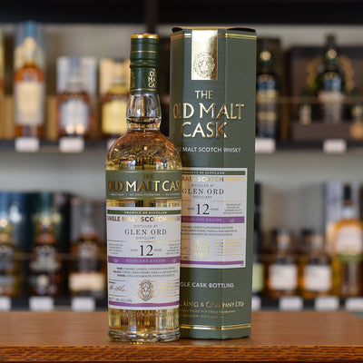 Glen Ord 'Old Malt Cask' 2004 / 12 years old 50%