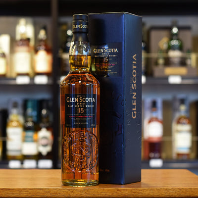 Glen Scotia 15 years old 46%
