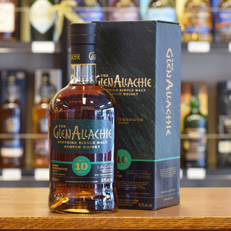 GlenAllachie 'Cask Strength' 10 years old Batch #3 58.2%