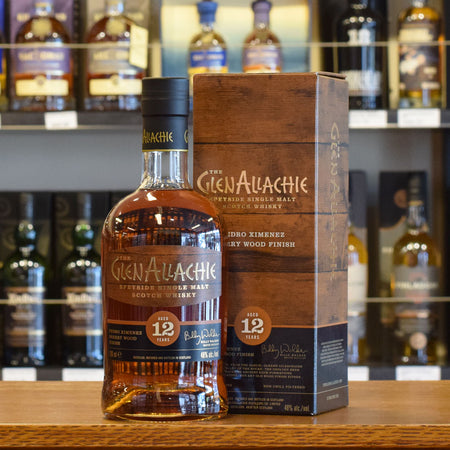 GlenAllachie 'PX Sherry Wood Finish' 12 years old 48%
