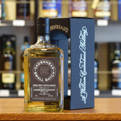 Glenburgie 'Cadenhead' 2004 / 15 years old 54%