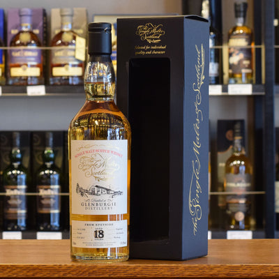 Glenburgie 'Single Malts of Scotland' 1998 / 18 years old 59.8%