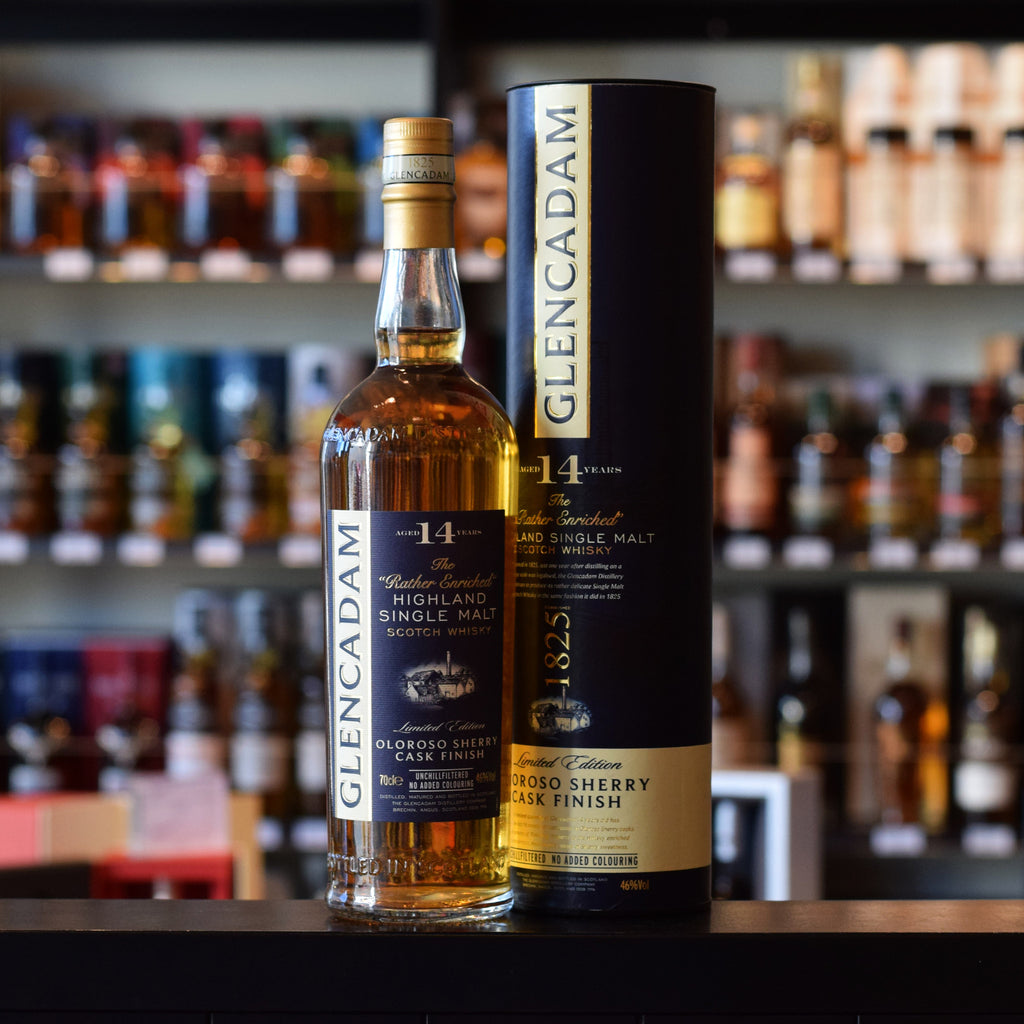 Glencadam 14 years old 'Oloroso Finish' 46%