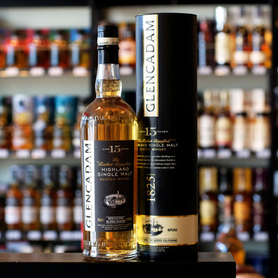 Glencadam 15 years old 46%