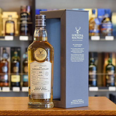 Glencadam 'Gordon & Macphail' 1990 / 27 years old 50.9%