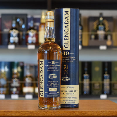 Glencadam 19 years old 'Olorosso Sherry Finish' 46%