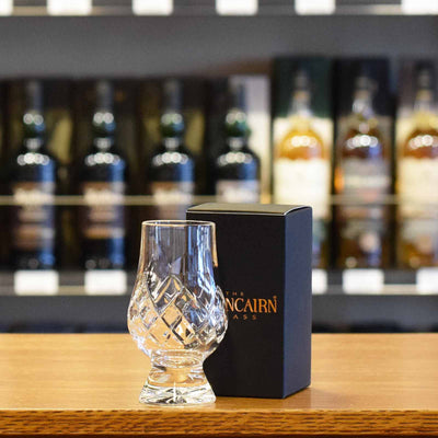 Glencairn Glass Cut Crystal Nosing Glass