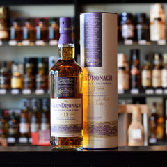 photo of GlenDronach 12 years old 'Sauternes Finish' 46%