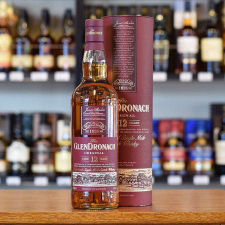 GlenDronach 'Original' 12 years old 43%