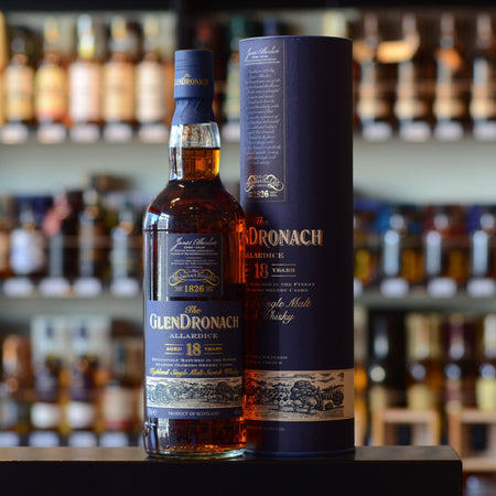 GlenDronach 'Allardice' 18 years old 46%
