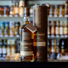 photo of GlenDronach 'Whisky Galore' 2003 / 12 years old #3492 53.8%