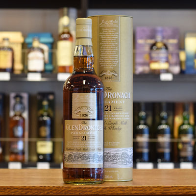 GlenDronach 'Parliament' 21 years old 48%