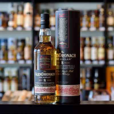 GlenDronach 'The Hielan' 8 years old 46%