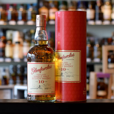Glenfarclas 10 years old 40%