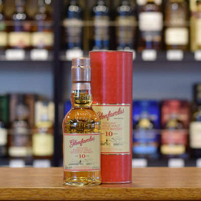 Glenfarclas 10 years old 200ml
