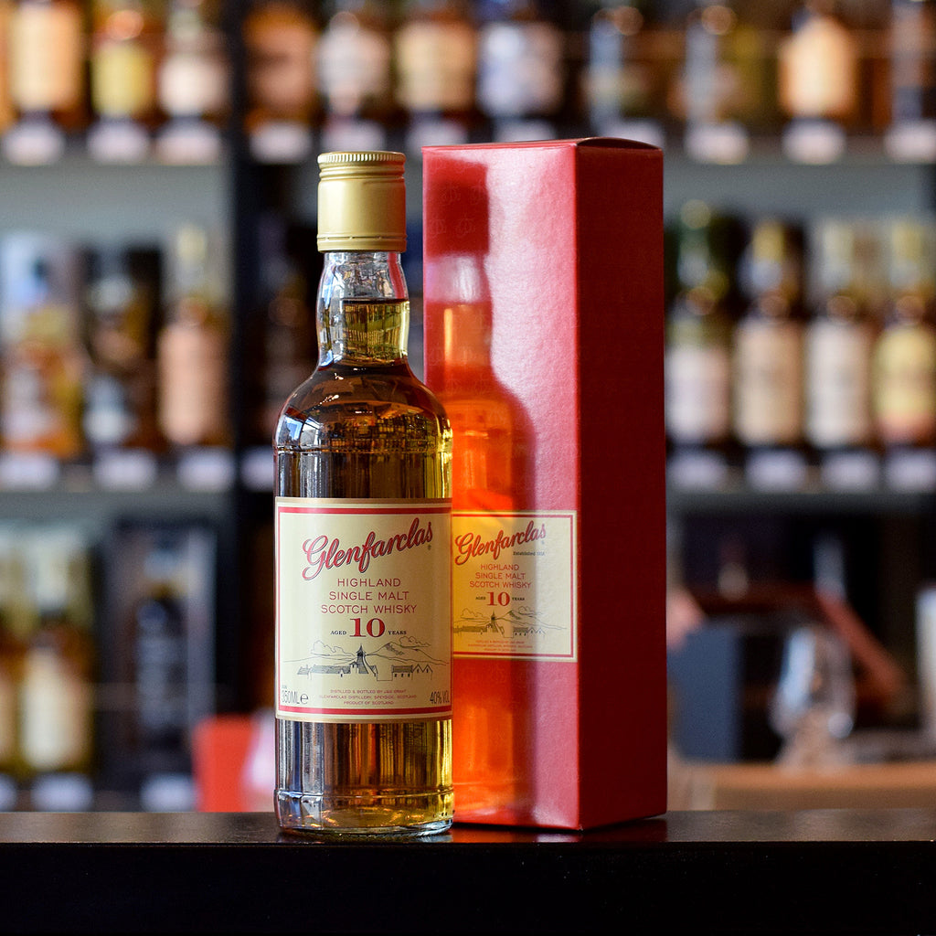 Glenfarclas 10 years old 40% 350ml