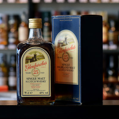 Glenfarclas 25 years old 750ml 43% (c)