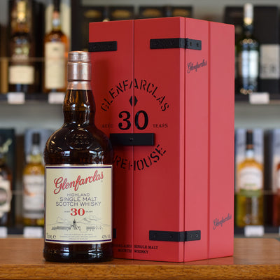 Glenfarclas 30 years old 43%