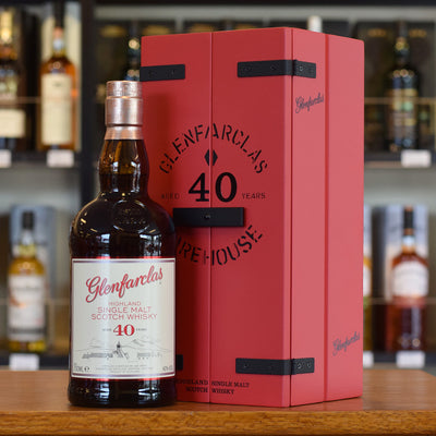 Glenfarclas 40 years old 43%