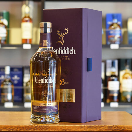 Glenfiddich 'Excellence' 26 years old 43%