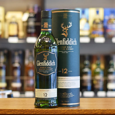 Glenfiddich 12 years old 40% 700ml
