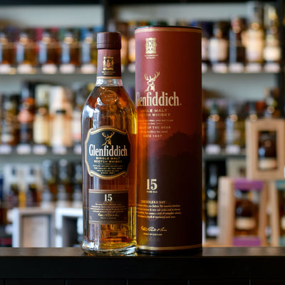 Glenfiddich 'Solera Reserve' 15 years old 40%