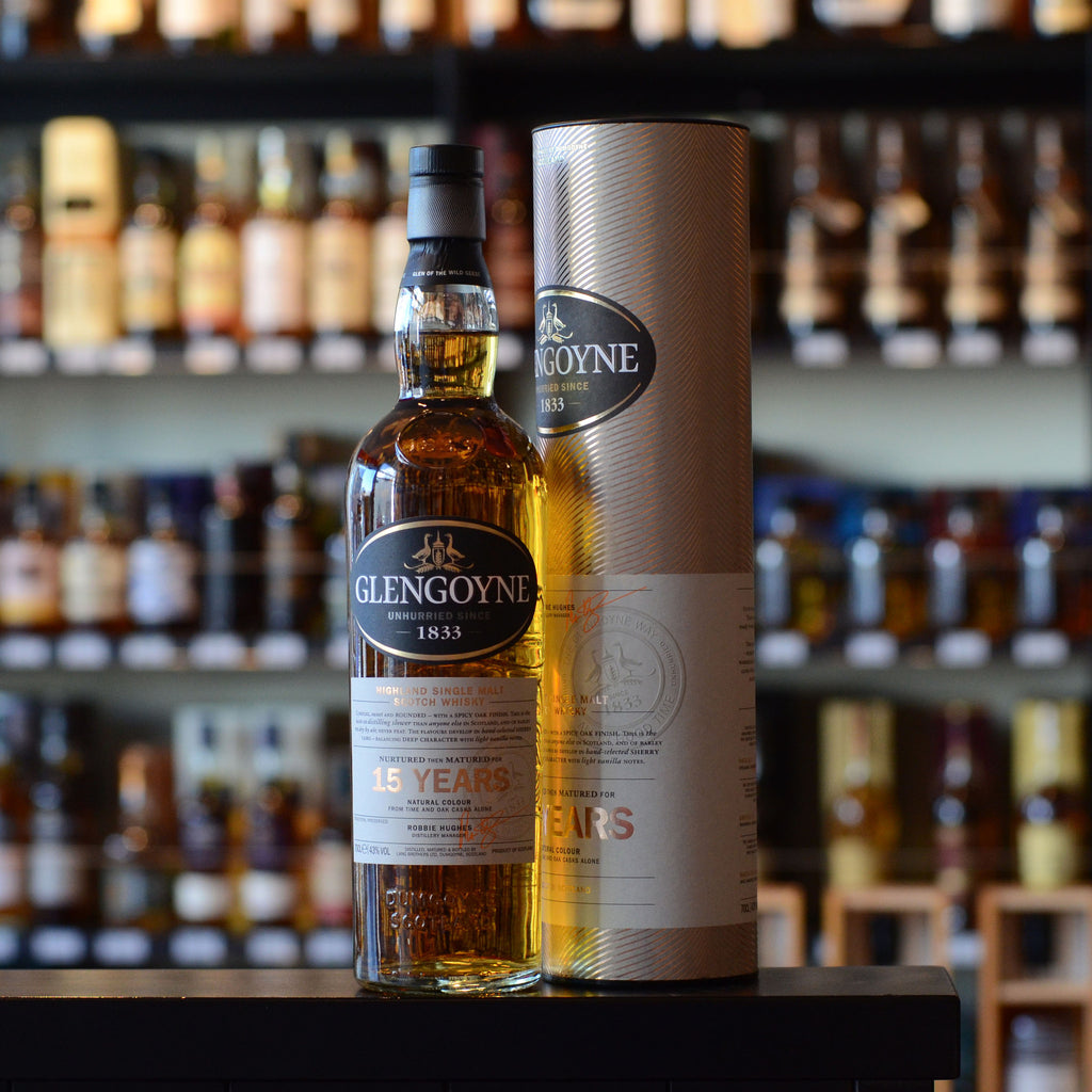 Glengoyne 15 years old 43%
