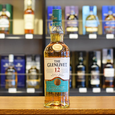The Glenlivet 12 years old 40%