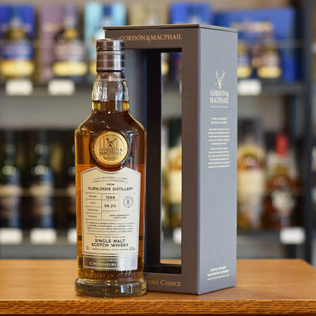 Glenlossie 'Gordon & MacPhail' 1998 / 20 years old 56.2%