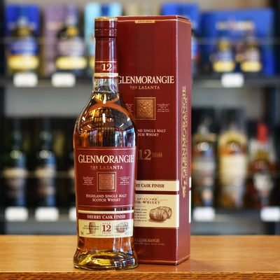 Glenmorangie 'Lasanta' 12 years old 43%