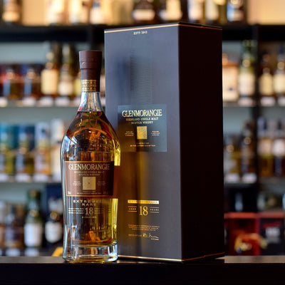 Glenmorangie 'Extremely Rare' 18 years old 43%
