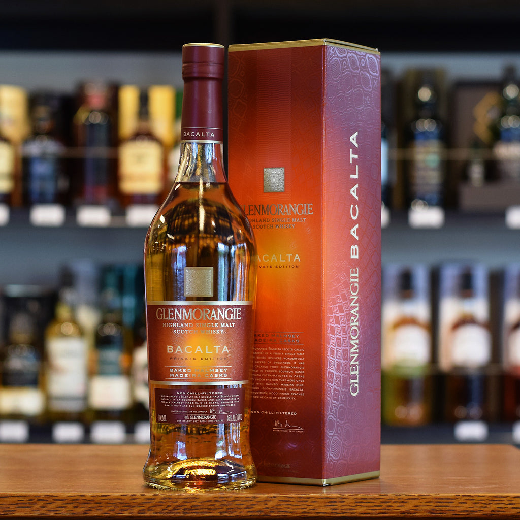 Glenmorangie 'Bacalta' Private Edition 46%